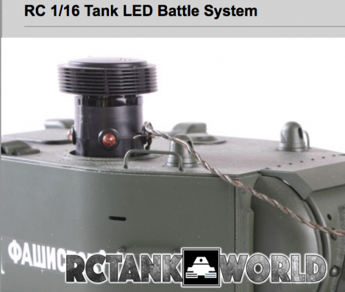 RC Tank World - Radio Controlled Military Vehicle Forum And
